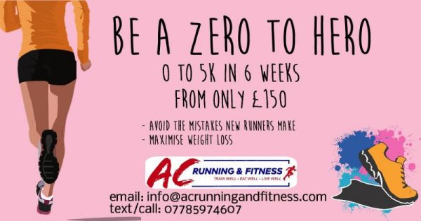 Zero to Hero – Individual Couch to 5k