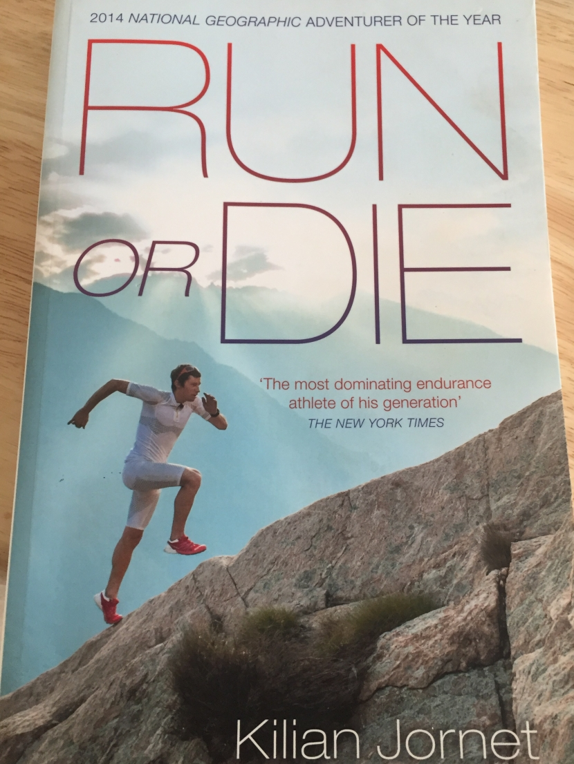 Book Recommendation: Run or Die by Killian Jornet