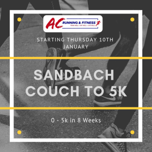 sandbach couch to 5k